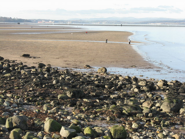 Cramond Beach - Lothian