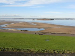 Cramond Beach