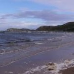 Incoming Tide at Gruinard Beach