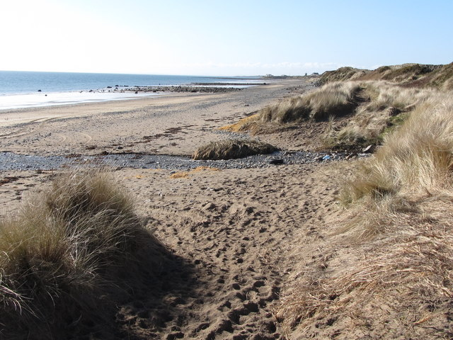 Nicholsons Strand Beach (Cranfield) - County Down