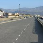 The Promenade at Barmouth