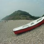 Red boat, Branscombe