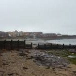 Coastal East Lothian : A Wet Weekend at the East Shore, Dunbar