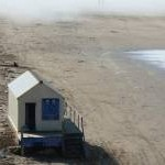 Beach hut, kayak, deckchair hire at Saunton Sands