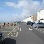 Seafront Car park, St Leonards
