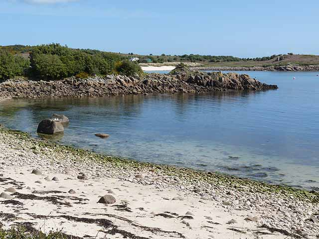Covean  Beach - Isles of Scilly