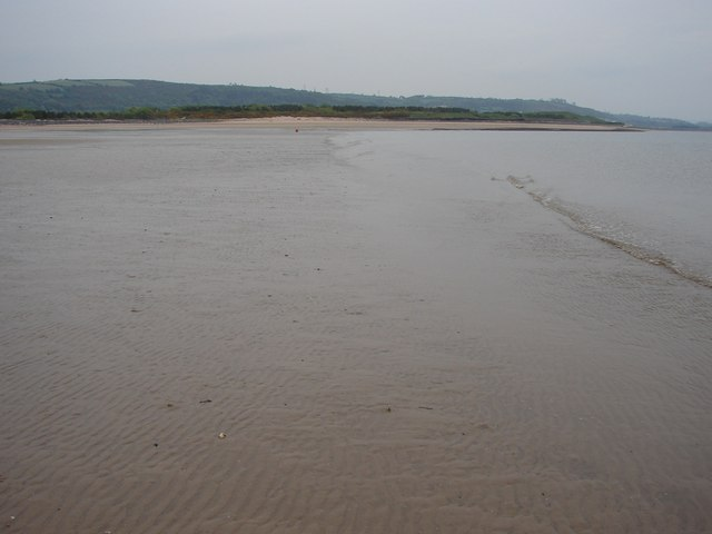Burry Port Beach - East - Carmarthenshire
