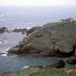 Lizard Point, Cornwall - 1987