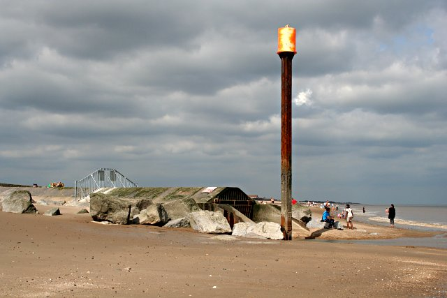 Lincolnshire Beaches Dog Friendly
