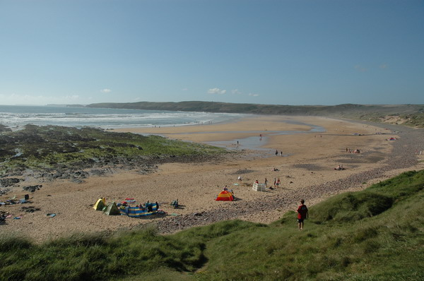Freshwater West Beach - Pembrokeshire