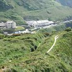 Tintagel: towards the Port William
