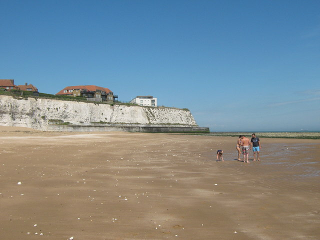 Joss Bay Kent Uk Beach Guide