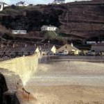 Portreath Harbour - 1987