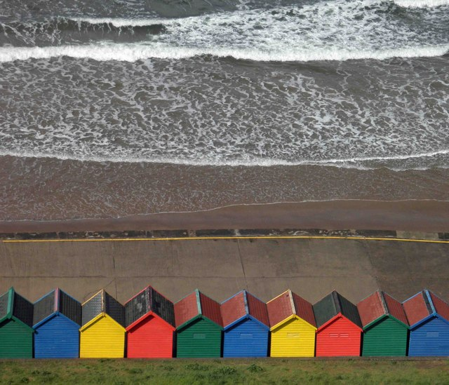 Whitby Beach - Yorkshire