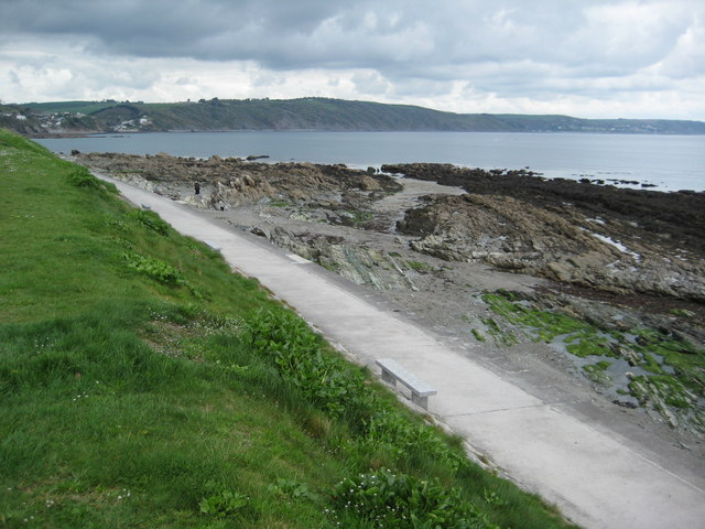 Hannafore Beach (Looe) - Cornwall