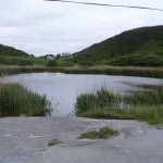 Pond north of the car park at Tragumna - Ardgilla, Drishanemore and Bawnlahan Townlands