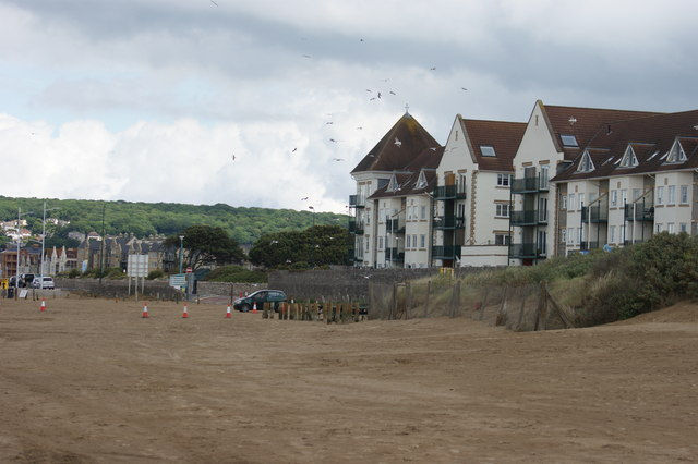 Sanatorium Beach (Weston-super-Mare) - Somerset