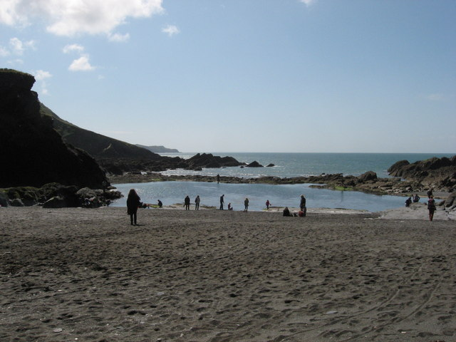 Ilfracombe Dog Friendly Beach