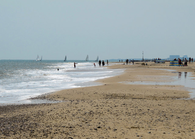 The Denes Beach (Southwold) - Suffolk