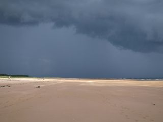 Tentsmuir Sands Beach