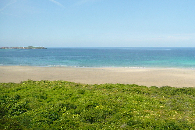 Porth Kidney (Lelant) Beach | Cornwall | UK Beach Guide Leelant
