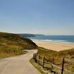 Carrick : Path to Perran Beach