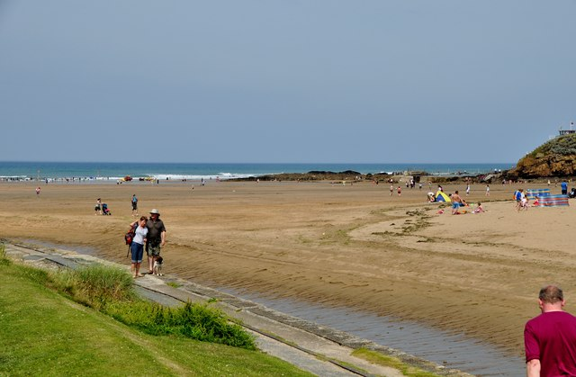 Summerleaze Beach (Bude) - Cornwall