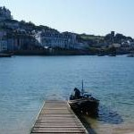 The ferry to Salcombe