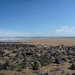 Coastal East Lothian : The Northern End Of Peffer Sands
