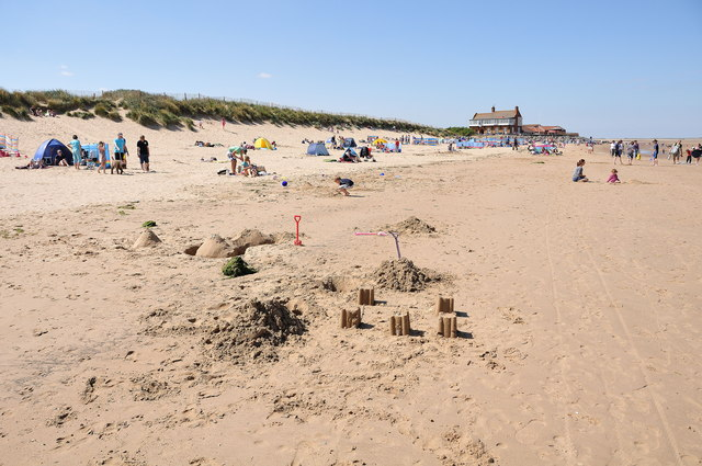 Brancaster Beach - Norfolk