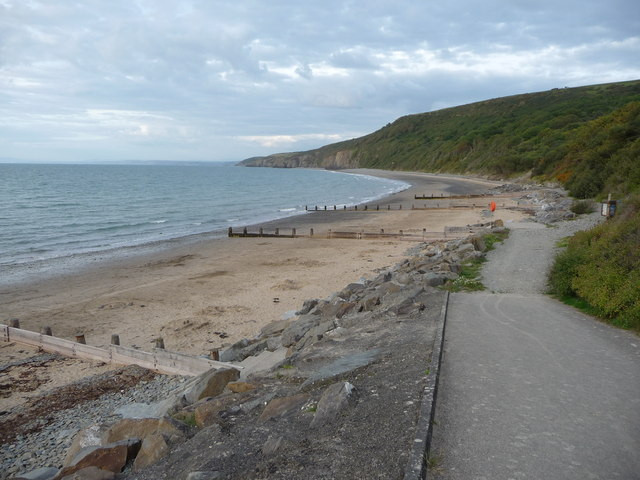Little Quay Beach - Ceredigion