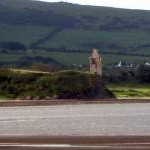 Greenan Castle from Low Green