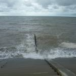 Groynes at Cleveleys