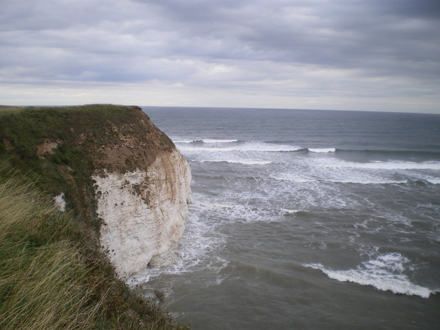 Flamborough North West Beach - Yorkshire