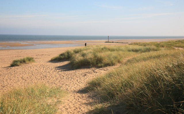 Anderby Beach - Lincolnshire