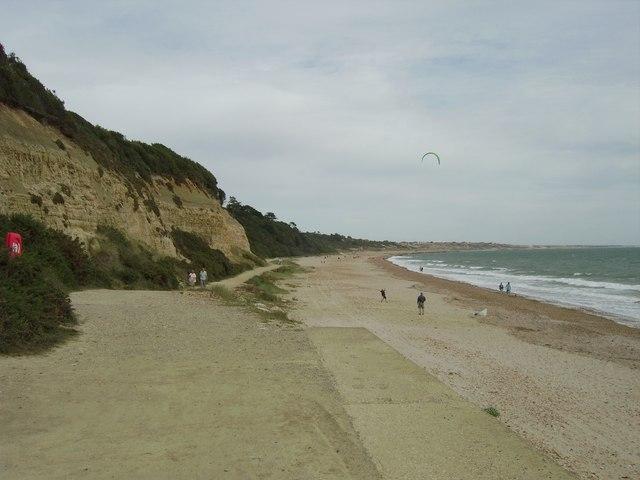 Christchurch Beaches Dogs Uk