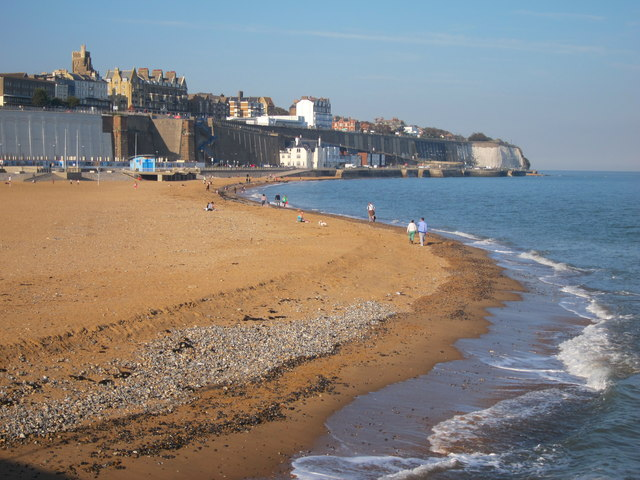 Ramsgate Main Sands Beach - Kent