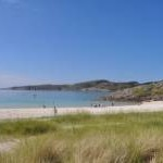 Beach at Achmelvich Bay