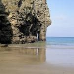 Bossiney Haven beach & natural arch