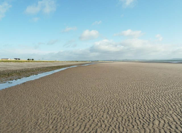 Luce Sands Beach - Dumfries and Galloway