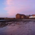 Coastal East Lothian : Low Tide at North Berwick