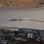 Fort William pier