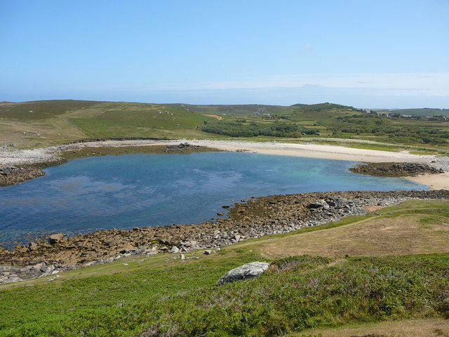 Rushy Bay - Isles of Scilly