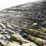 Barry island Rock Formations at Friars Point Mar 2008