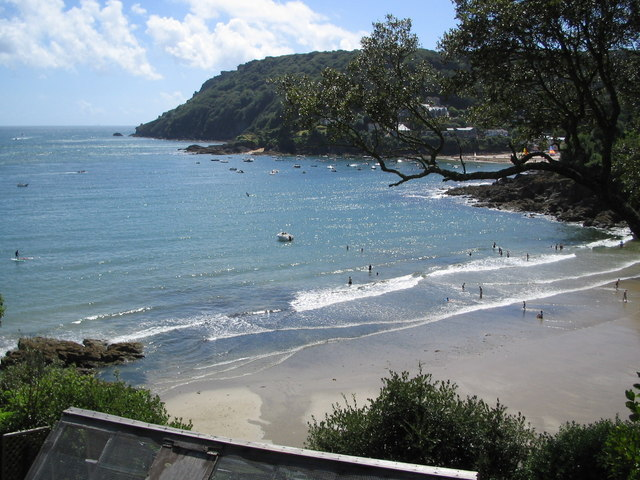 North Sands Beach (Salcombe) - Devon