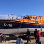 Lytham St Annes lifeboat