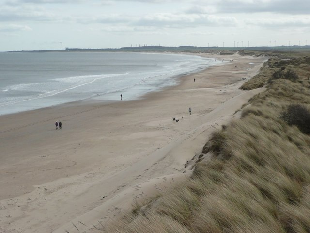 Druridge Bay (North) - Northumberland