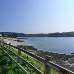 Beside the sea at St Mawes