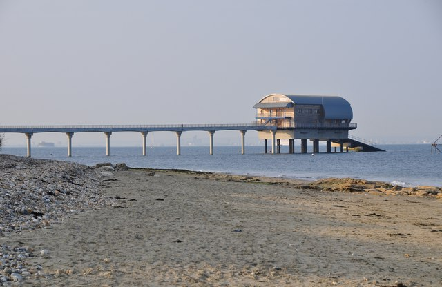 Bembridge Beach - Isle of Wight