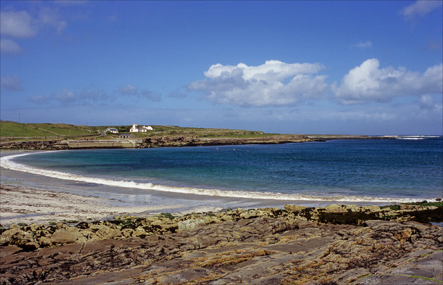 Cill Muirbhthe Beach - County Galway